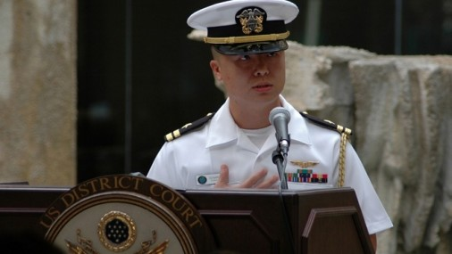 US Navy Officer Charged With Spying for China