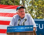 Bernie Sanders Promises to Get to the Root Cause of 9-11 Attacks