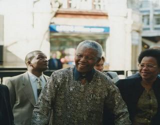 CIA Allegedly Responsible for Nelson Mandela's Arrest