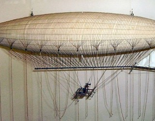 In the 1800s, Some UFOs Were Experimental Airships