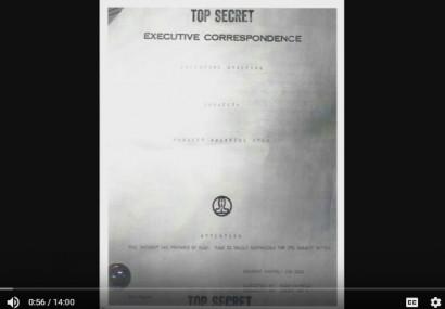 More Proof Project Aquarius Alien Documents Are Fake