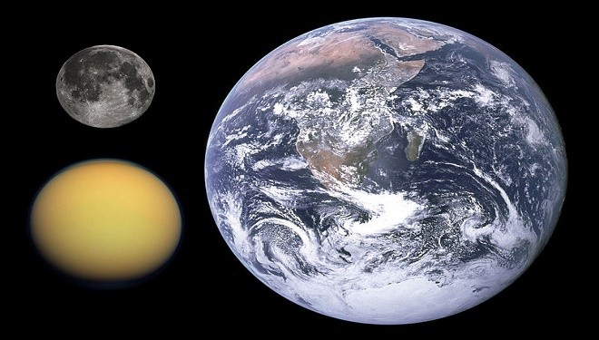 NASA May Sink a Sub Under Titan's Ocean to Find Life