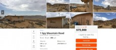 Desert Realtors Use UFO History to Sell Land