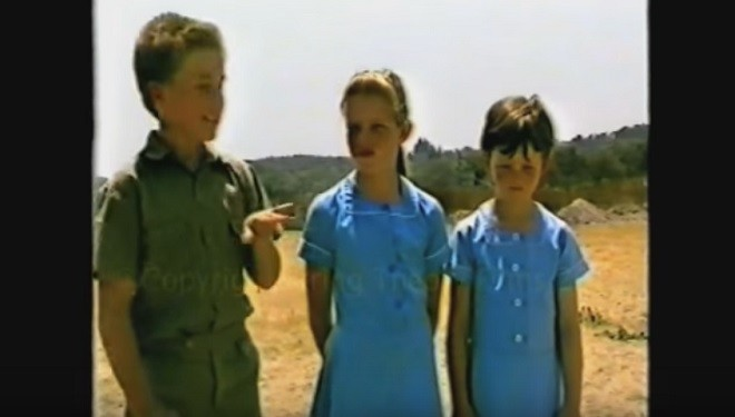The Strange UFO Sighting at a School in Zimbabwe in 1994