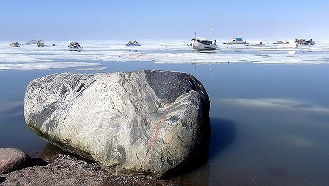What Is the Mysterious Ping in the Arctic Ocean?