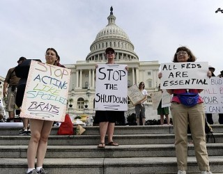 Have Americans Lost All Confidence in the US Government?