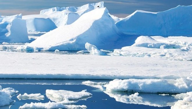 Scientists Discover Source of Ping in Arctic