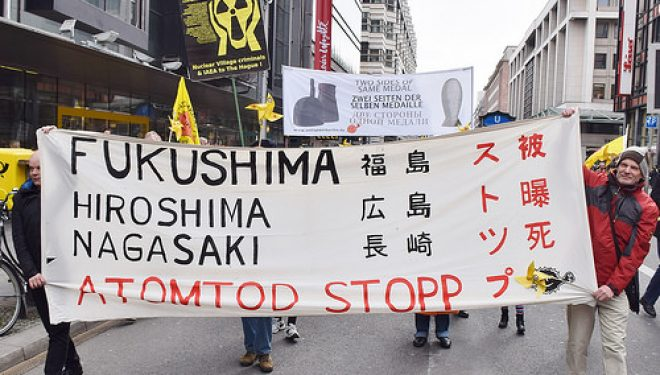 Worsening Fukushima Radiation Spread Ignored by Worldwide Media
