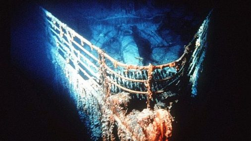 Truth Revealed: Both Fire AND Ice Sunk the Titanic