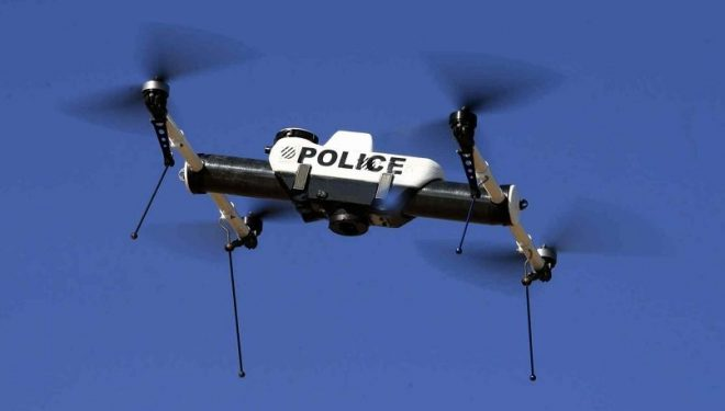 Who Will Be The First Victim of CT Killer Police Drones?