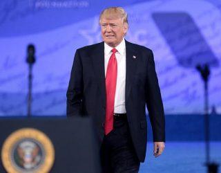 Trump Provides Military Industrial Complex Total Control
