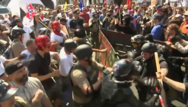 Recent Conspiracies About the Charlottesville Violence