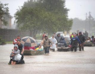 How Drones Helped Hurricane Harvey Rescue Efforts