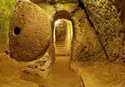 The Wonder of the Ancient Derinkuyu Underground City