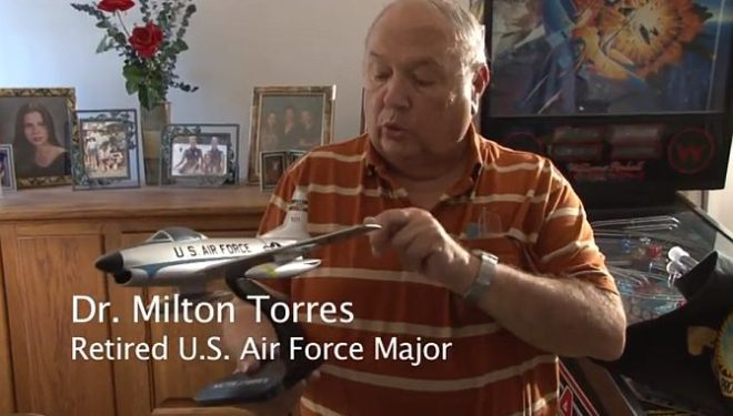 When Fighter Pilot Torres Was Ordered to Shoot a UFO in 1957