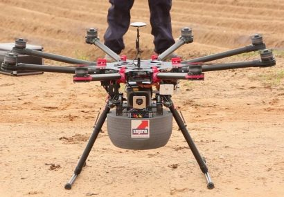 Israel Shows How Drones May Be Used for Crowd Control