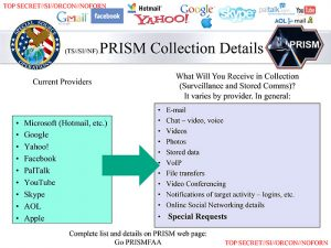 Edward Snowden's NSA leak forced the US government to shut down PRISM