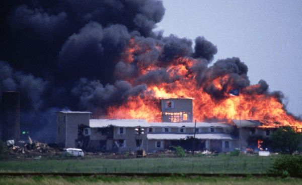 branch davidian compound