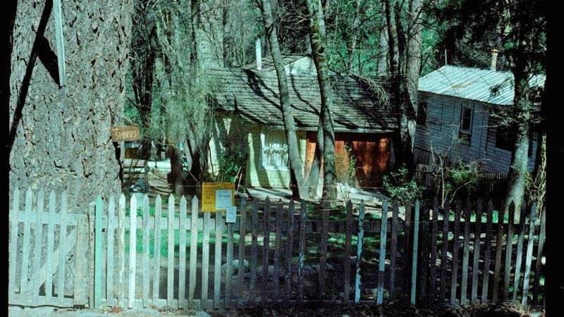 the keddie cabin