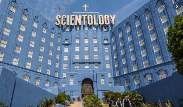 scientology headquarters