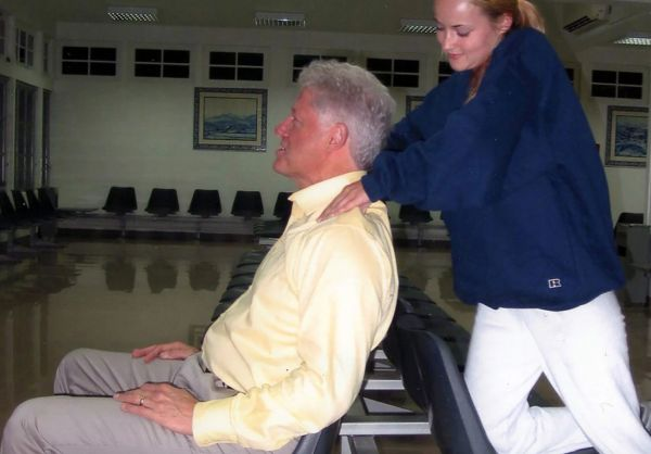 clinton epstein massage