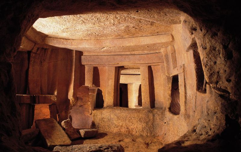 caves of malta