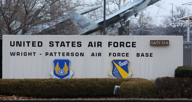 wright patterson air force base