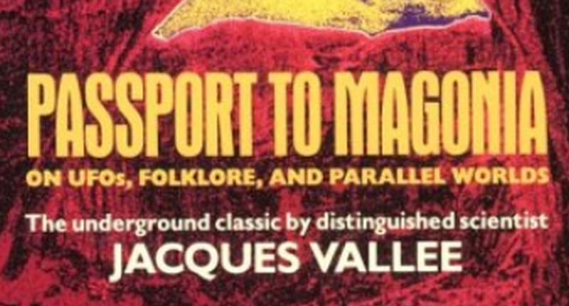 passport to magonia cover
