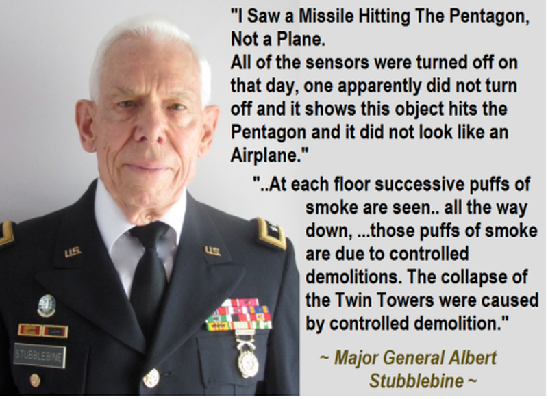 stubblebine on pentagon and 9-11