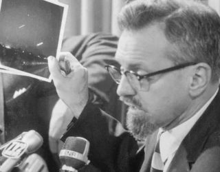 When J. Allen Hynek Had a Change of Heart About UFOs